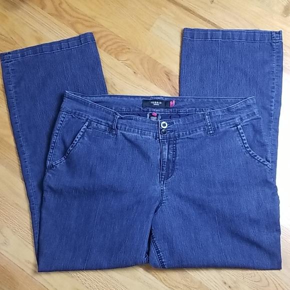 torrid Denim - Torrid Flare Denim Jeans